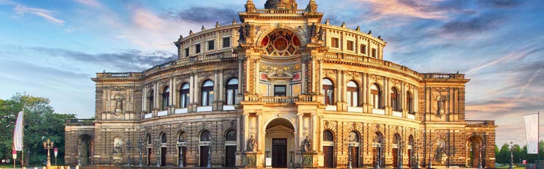 Dresden Reiseziel Semperoper